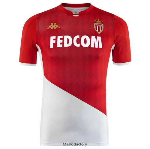 Flocage Maillot du AS Monaco 2019/20 Domicile