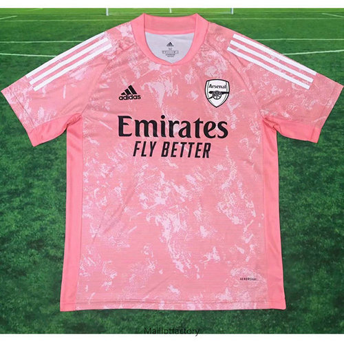Achat Maillot du Arsenal 2020/21 Gardien De But Rose