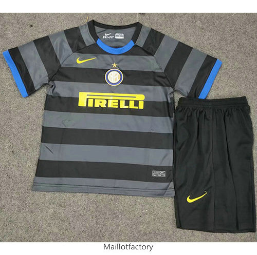 Flocage Maillot du Inter Milan Enfant 2020/21 Third