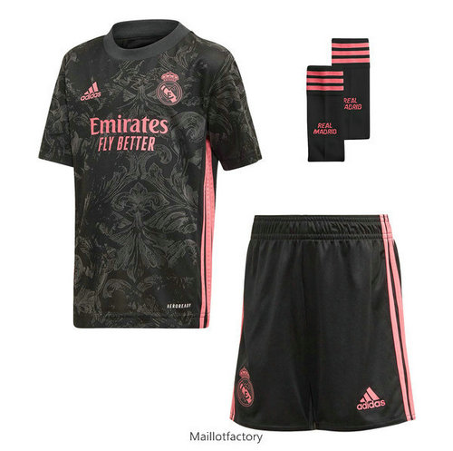 Flocage Maillot du Real Madrid Enfant 2020/21 Third