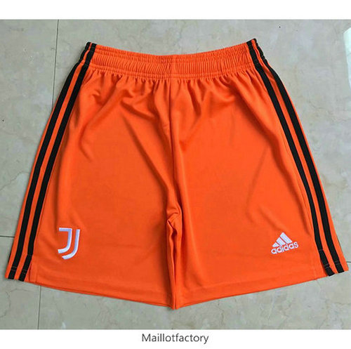 Flocage Maillot du Juventus Orange Short 2020/21