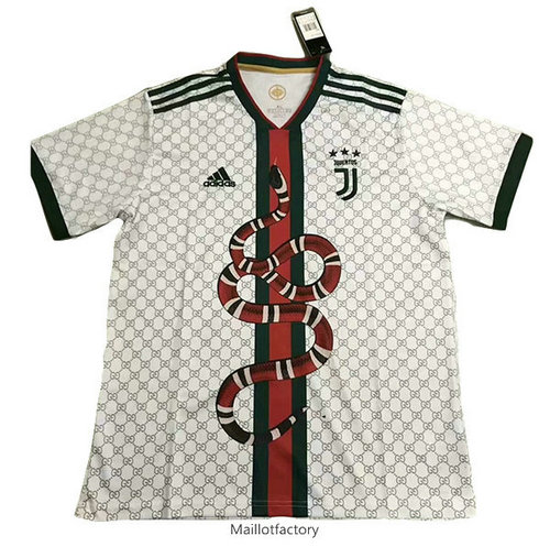 Prix Maillot du Juventus Serpent Version 2019/20 Blanc