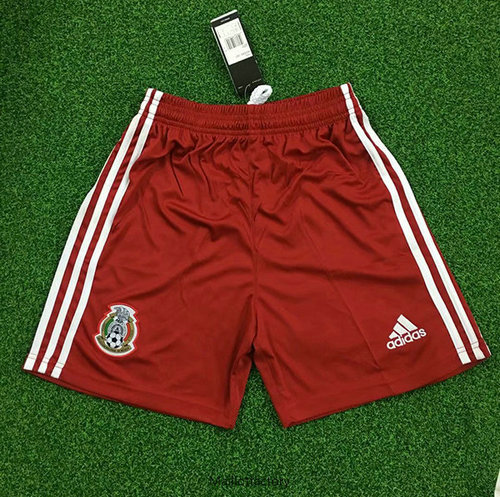 Soldes Maillot du Mexique 2019/20 Gardien De But Rouge Short
