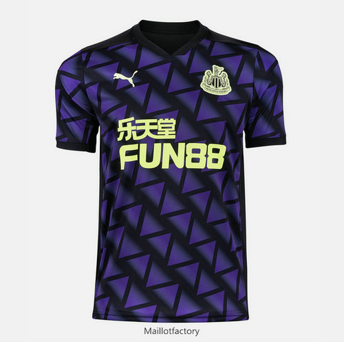 Achat Maillot du Newcastle United 2020/21 Third
