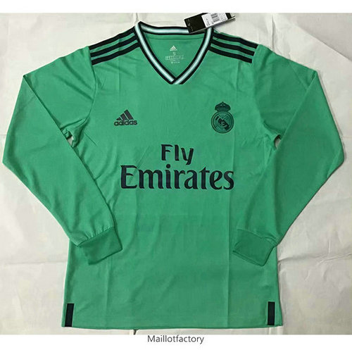 Flocage Maillot du Real Madrid 2019/20 Third Manche Longue