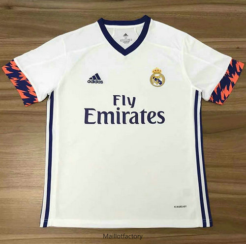 Flocage Maillot du Real Madrid 2020/21 Blanc