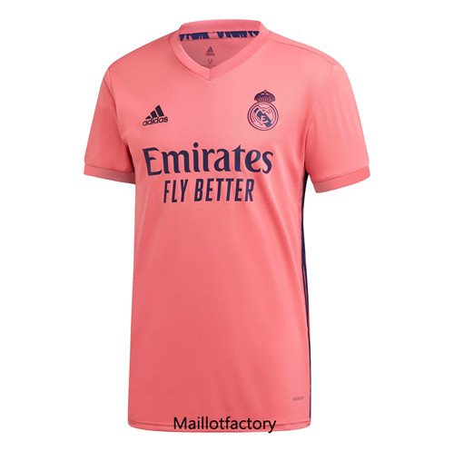 Prix Maillot du Real Madrid 2020/21 Exterieur Orange
