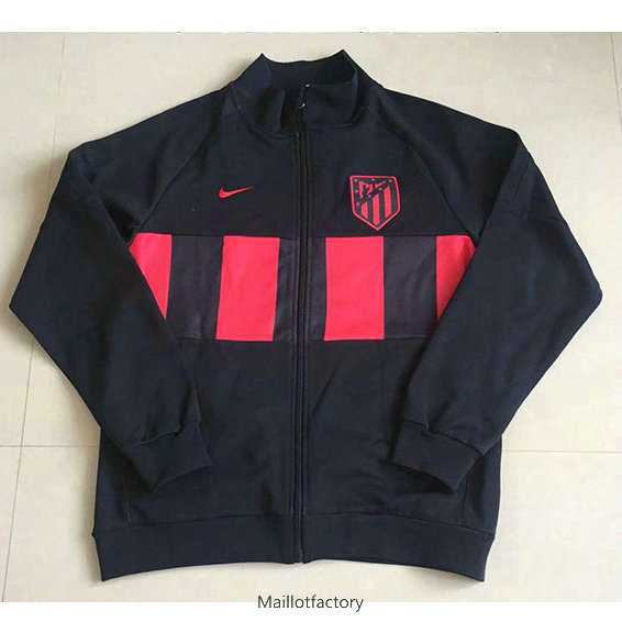 Flocage Retro Maillot du jacket Atletico Madrid 1996