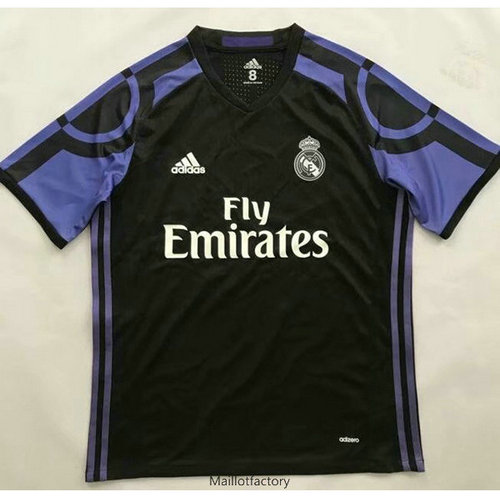Soldes Retro Maillot du Real Madrid 2015-16 Third