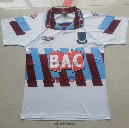 Vente Retro Maillot du West Ham United 1996-97 Third