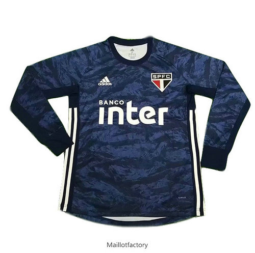 Flocage Maillot du Sao Paulo gatekeeper Manche Longue 2019/20