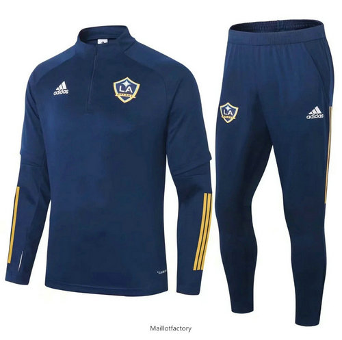 Prix Survetement Los Angeles Galaxy 2020/21 Bleu Marine