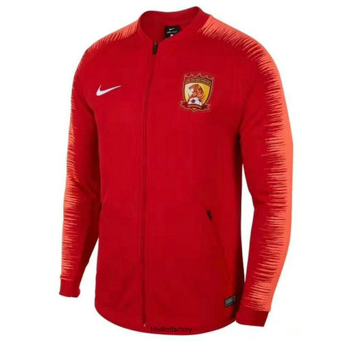 Achat Veste Guangzhou Chine 2019/20 Rouge