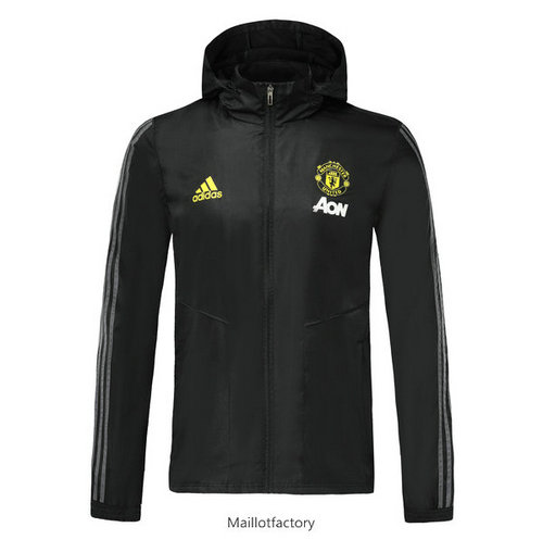 Achat Coupe vent Manchester United 2019/20 black